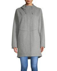 Pendleton - Darby Hooded Waterproof Wool-blend Coat - Lyst