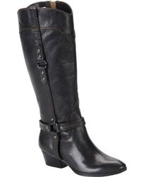 Söfft - Porter Signature Leather Boots - Lyst