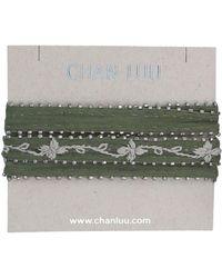 Chan Luu - Chiffon Fabric Necktie - Lyst