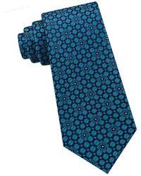 CALVIN KLEIN 205W39NYC - Star Medallion Silk Tie - Lyst