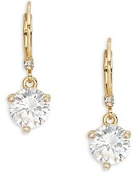 Kate Spade - Rise And Shine Drop Earrings - Lyst