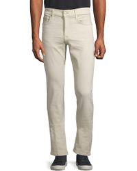 Joe's Jeans - Slim Five-pocket Jeans - Lyst