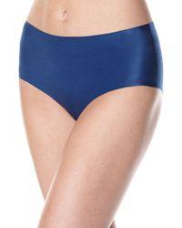 Rafaella - No Show Panties Hipster Bikini Bottom - Lyst