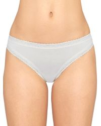 Yummie - Lace Nash Thong - Lyst