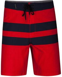 Hurley - Phantom Blackball Beater Boardshorts - Lyst
