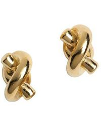 Kate Spade - Sailor's Knot Stud Earrings/goldtone - Lyst