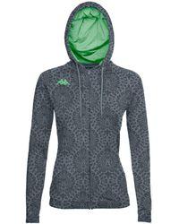 Kappa - Kombat Vierp Training Fleece Jacket - Lyst