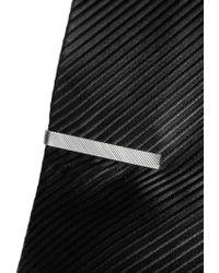 David Donahue - Silver Tie Bar - Lyst