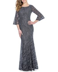 Decode 1.8 - Bell-sleeve Gown - Lyst