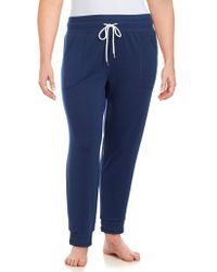 Tommy Hilfiger - Plus Core Heather Jogger Pants - Lyst