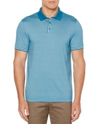 Perry Ellis - Essential End Polo - Lyst