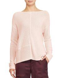 Lauren by Ralph Lauren - Long Dolman Sleeve Sweater - Lyst