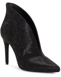 Jessica Simpson - Lasnia (black Shimmer Sand) Women's Shoes - Lyst