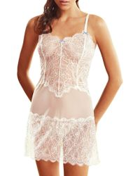 B.tempt'd - Sultry Chemise - Lyst