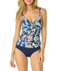 8accb09adce Anna Cole Swimwear, Bikinis & Swimsuits Online Sale - Lyst