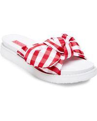 Betsey Johnson - June Platform Slide Sandal - Lyst
