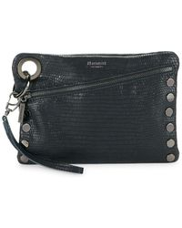 Hammitt - Nash Embossed Leather Clutch Crossbody - Lyst