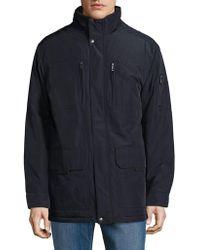 Weatherproof - Woven Utility Jacket - Lyst