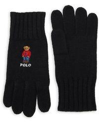 Polo Ralph Lauren - Jumper Bear Gloves - Lyst