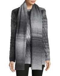 Jones New York - Ivy Scarf Sweater - Lyst