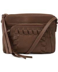Kooba - Top Zip Leather Mini Shoulder Bag - Lyst