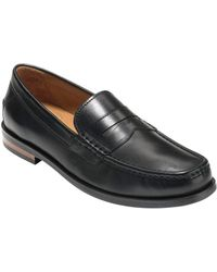 Cole Haan - Pinch Friday Leather Moccasins - Lyst