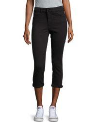Buffalo David Bitton - Solid Skinny High-rise Jeans - Lyst