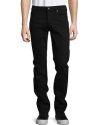 7 For All Mankind - Slimmy Luxe Performance Slim Straight Jeans - Lyst