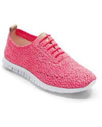 Cole Haan - Zerogrand Stitchlite Oxford Sneakers - Lyst