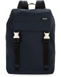 Jack Spade - Solid Drawstring Backpack - Lyst