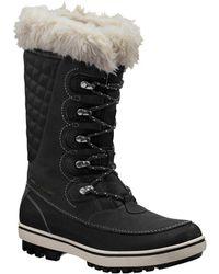Helly Hansen - Women's Garibaldi Faux Fur-lined Mid-calf Snow Boots - Lyst