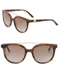 B Brian Atwood - 54mm Round Bar Sunglasses - Lyst