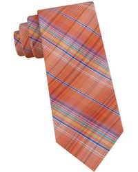 Ted Baker - Ombre Plaid Silk Tie - Lyst