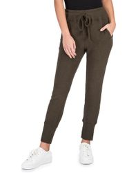 B Collection By Bobeau - Heather Jogger Trousers - Lyst