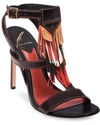 B Brian Atwood - B-fabia Open Toe Dress Sandals - Lyst