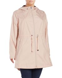 Gallery - Plus Full-zip Jacket - Lyst