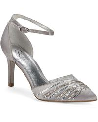 Adrianna Papell - Ankle Strap Pumps - Lyst