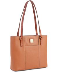 Dooney & Bourke - Small Lexington Shopper Tote - Lyst