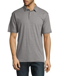 Tommy Bahama - Pacific Shore Cotton Polo - Lyst