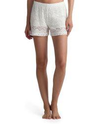 UGG - Avanti Lace Shorts - Lyst