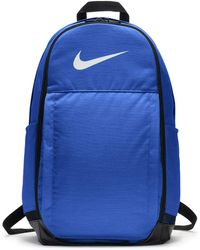 bcf1ede8f29c Lyst - Nike Brasilia 7 Backpack in Blue for Men