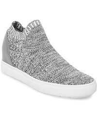 Steve Madden - Sly Knit Trainers - Lyst