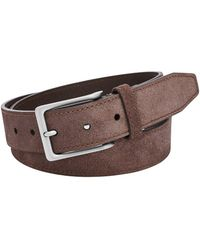 Fossil - Jim Leather Belt - Lyst