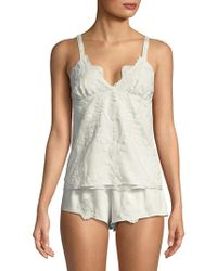 Rya Collection | Two-piece Lace Camisole And Shorts Set | Lyst