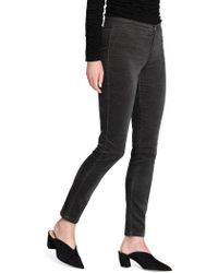 NIC+ZOE - Petite Classic Velvet Jeans - Lyst