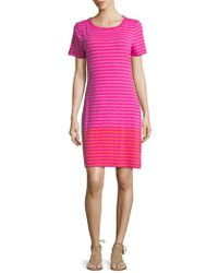 Tommy Bahama - Juan The Line Cotton T-shirt Dress - Lyst