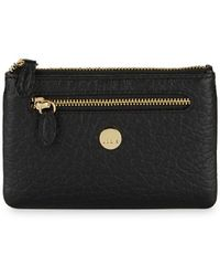 Lodis - Rfid Bev Coin Leather Pouch - Lyst