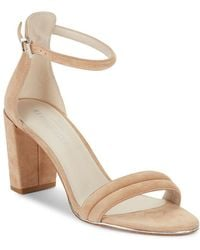 Kenneth Cole - Lex Suede Sandals - Lyst