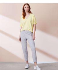 Lou & Grey | Cherry Patch Sweatpants | Lyst