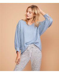 Lou & Grey - Dashstripe Shirt - Lyst